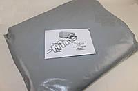 """Тент Газель удлиненная база 2-х сторонний 14 люверсов усиленный серый 500г/м кв. """"БелТЕНТ"""""""