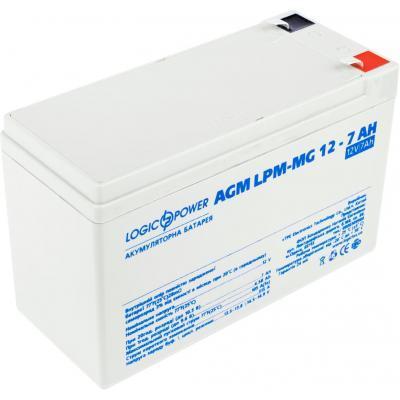 Батарея к ИБП LogicPower LPM MG 12В 7Ач (6552)