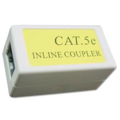 Сращиватель Cablexpert 1+1 RJ45 UTP 5e (NCA-LC5E-001)