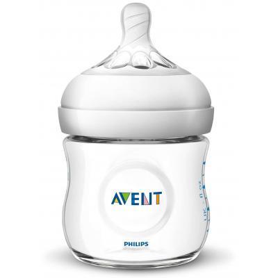 Бутылочка для кормления Philips AVENT Natural 125 мл (SCF030/17)