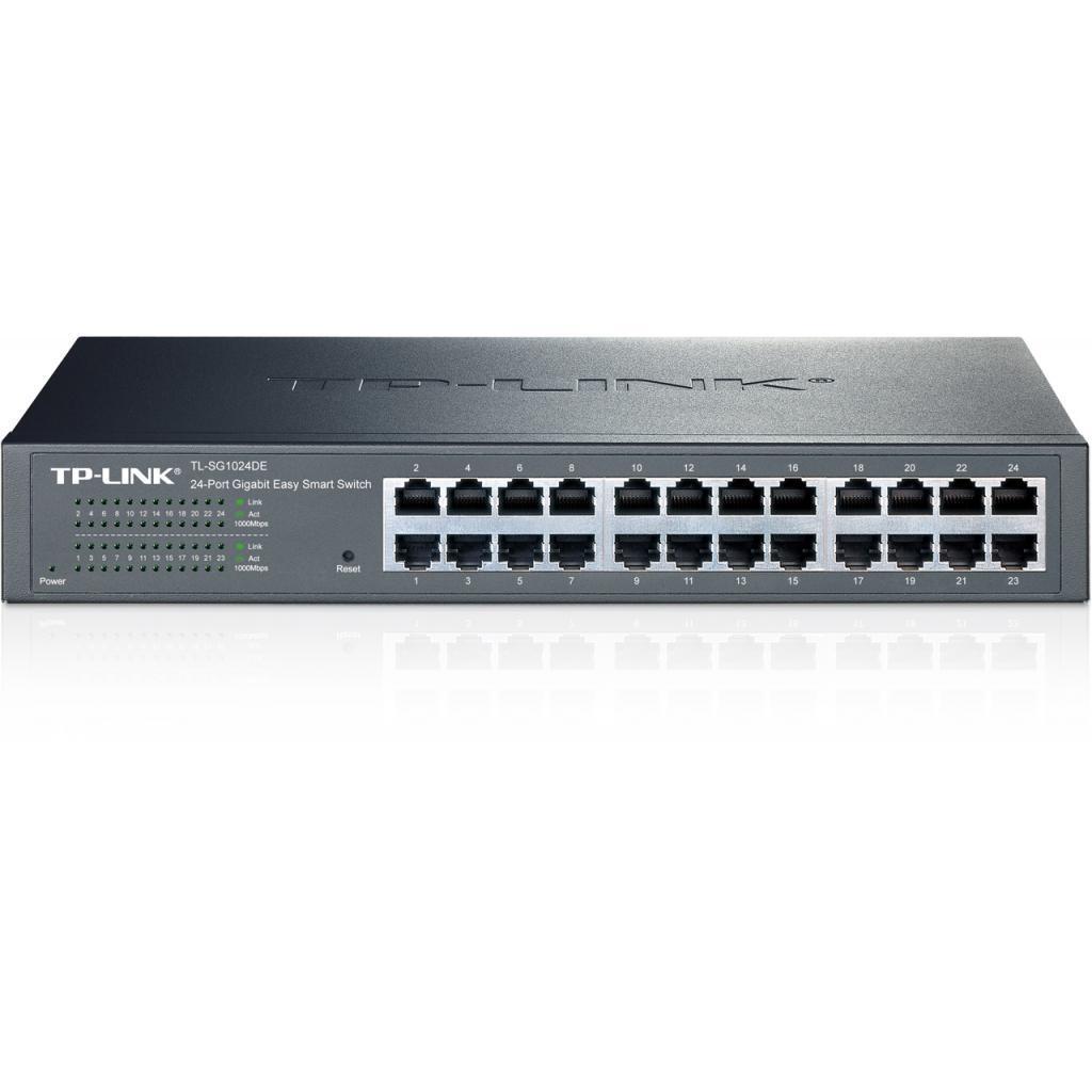 Коммутатор сетевой TP-Link TL-SG1024DE