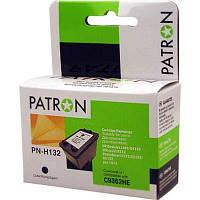 Картридж PATRON для HP PN-H132 BLACK (C9362HE) (CI-HP-C9362HE-B-PN)