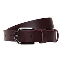 Жіночий шкіряний ремінь Borsa Leather br110vgenw20