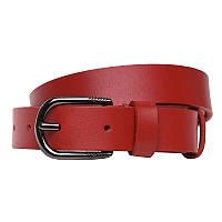 Жіночий шкіряний ремінь Borsa Leather br100vgenw16