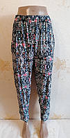 Летние тонкие брюки галифе, СУПЕР БАТАЛ р.52-60