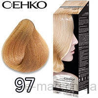 Краска для волос Цеко Карамель 97