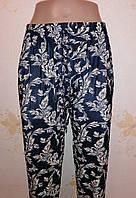 Летние тонкие брюки галифе султанки,  р.44-50