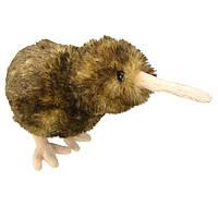 Мягкая игрушка нелетающая птичка Киви 26 см, птица счастья и долголетия, обитатель Новой Зеландии