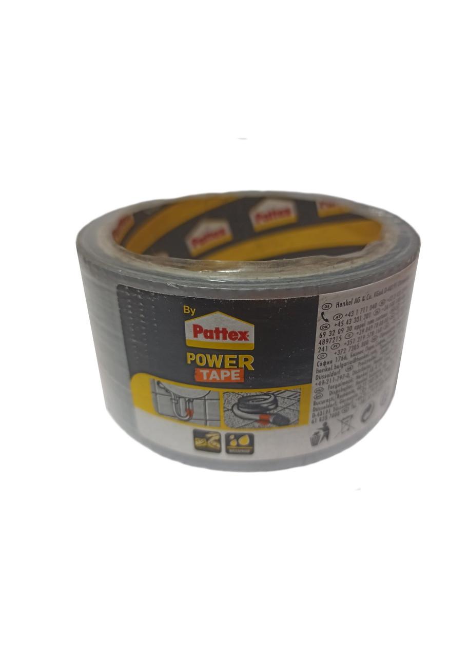 Скотч армированный Pattex 10м Серый