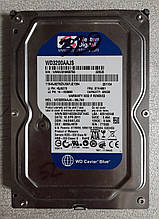 Жесткий диск HDD 3.5 320GB WD WD3200AAJS 8M 7200 об/мин