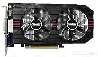 Дискретная видеоката ASUS GeForce GTX 750 Ti, 2 GB, GDDR5, 128 bit