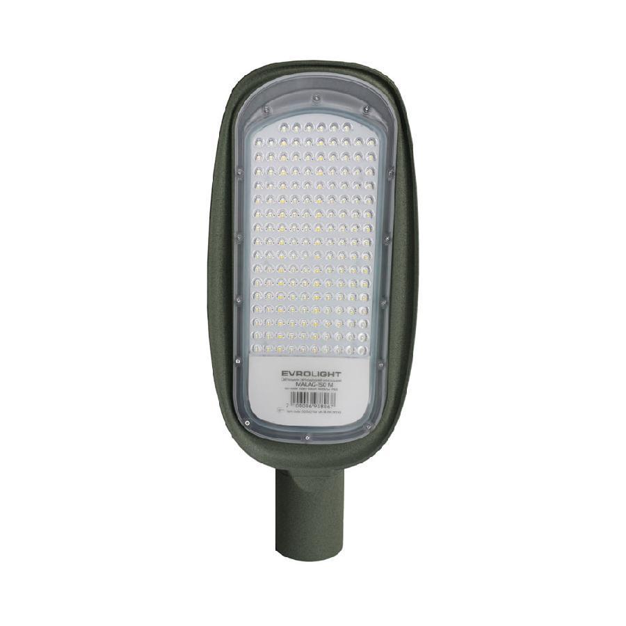 Светильник светодиодный консольный EVROLIGHT 150Вт 5000К MALAG-150 18000Лм IP65