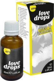 ERO Love Drops Возбуждающие капли для двоих 30 мл