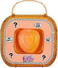 Набор с куклой L.O.L. Cердце-сюрприз в оранжевом  кейсе  L.O.L. Bubbly Surprise Orange, фото 5