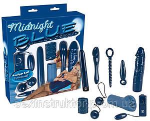 Секс набор - Midnight Blue Set