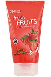 "Лубрикант - freshFRUITS ""Crazy Strawberry"", 150 мл"