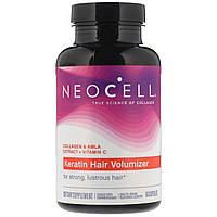 Кератиновый Комплекс для Волос, NeoCell, 60 капсул