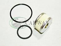 Фильтр топливный газовые установки Tomasseto, Lovato с резиновыми кольцами 432 Vortex