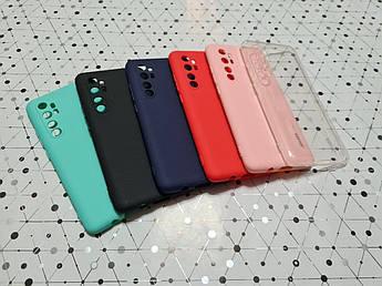 TPU чехол накладка Smitt для Xiaomi (Ксиоми) Mi Note 10 Lite