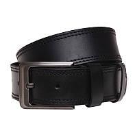 Мужской кожаный ремень 4,5 см Borsa Leather 115v1gen54