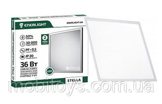 Светильник потолочный светодиодный ENERLIGHT STELLA 36Вт 6500К MS (24ч. / Сутки)