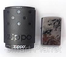 Зажигалка ZIPPO Бензиновая (Dragons), фото 2