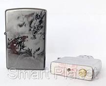 Зажигалка ZIPPO Бензиновая (Dragons), фото 3