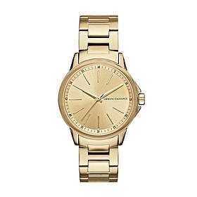 Жіночий годинник Armani Exchange Gold Dress Watch AX4346 Gold SKL35-250983