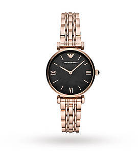 Жіночий годинник Emporio Armani AR-11145 Gold SKL35-250984
