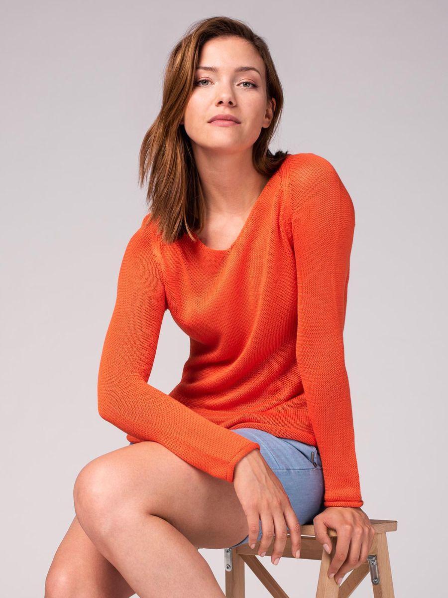 Жіночий пуловер Volcano S-Olivia