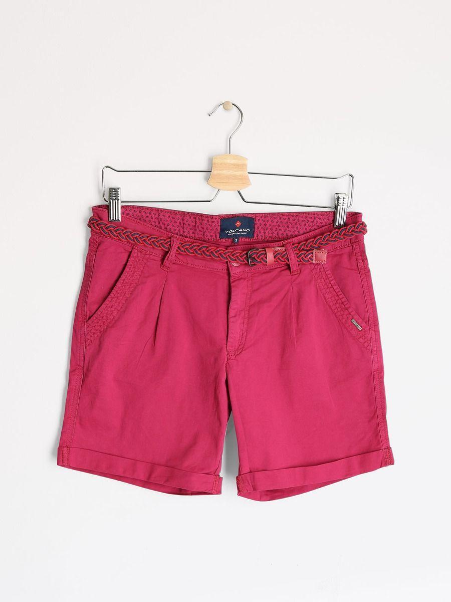 Женские шорты Volcano P-Bella