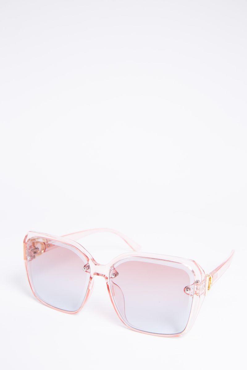 Очки жен. солнцез. 139R006 цвет Светло-розовый