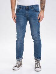 Мужские синие джинсовые джинсы в тонкой посадке D - DEXTER 16