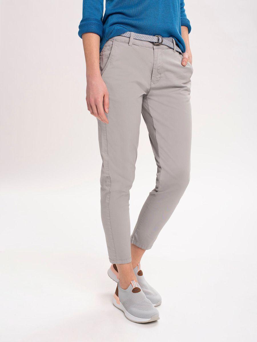Женские брюки чинос Volcano R-Kalya