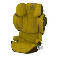 Автокресло Cybex Solution Z i-Fix Plus Mustard Yellow yellow (520002398)