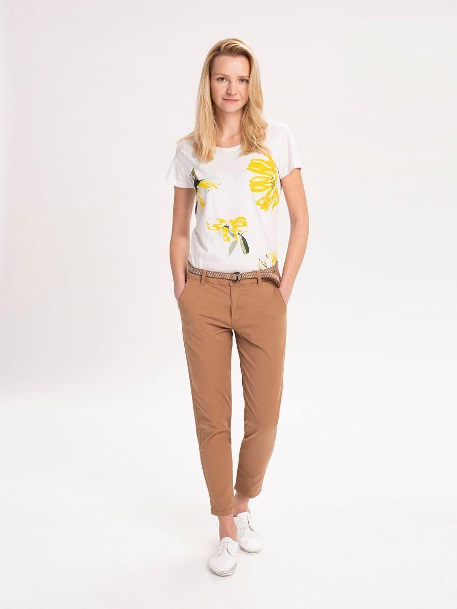 Женская  футболка Volcano T-Flori