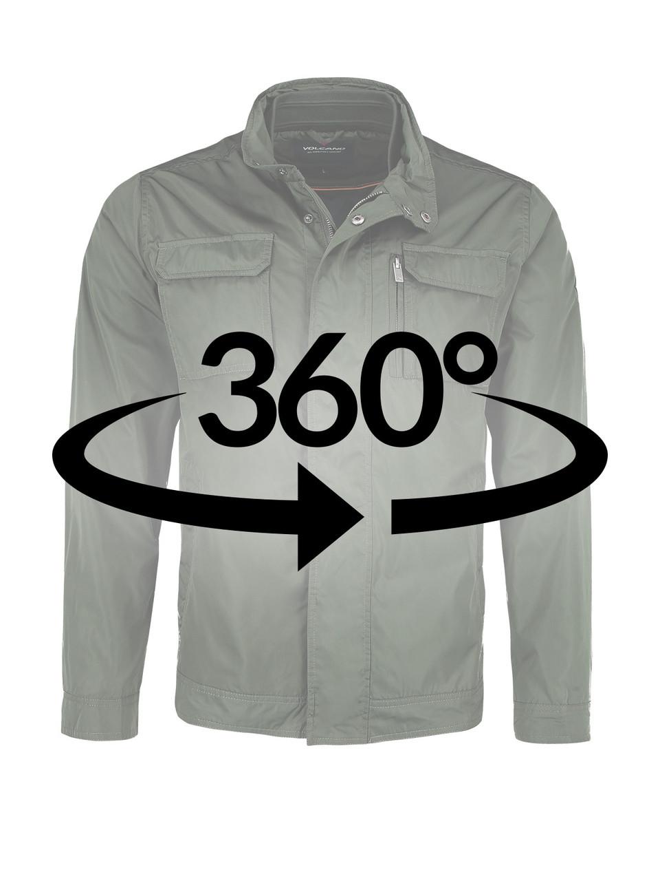 J - ODES переходная куртка