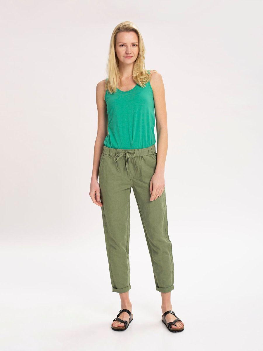 Женские брюки Volcano R-Lucia