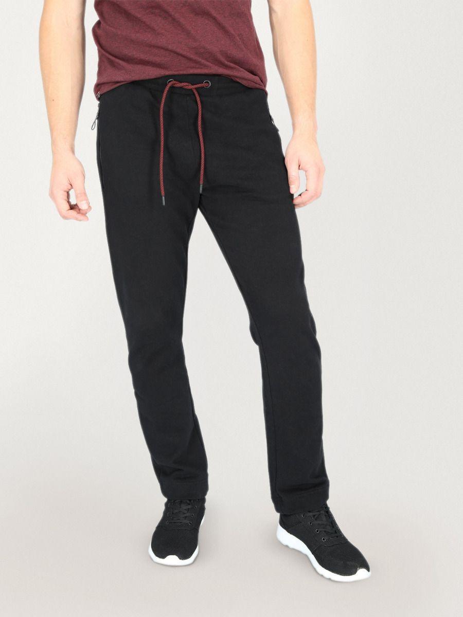 Мужские спортивные брюки Volcano N-Den черные