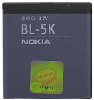 Аккумулятор акб ориг. к-во Nokia BL-5K N86 8MP N85 C7- 00