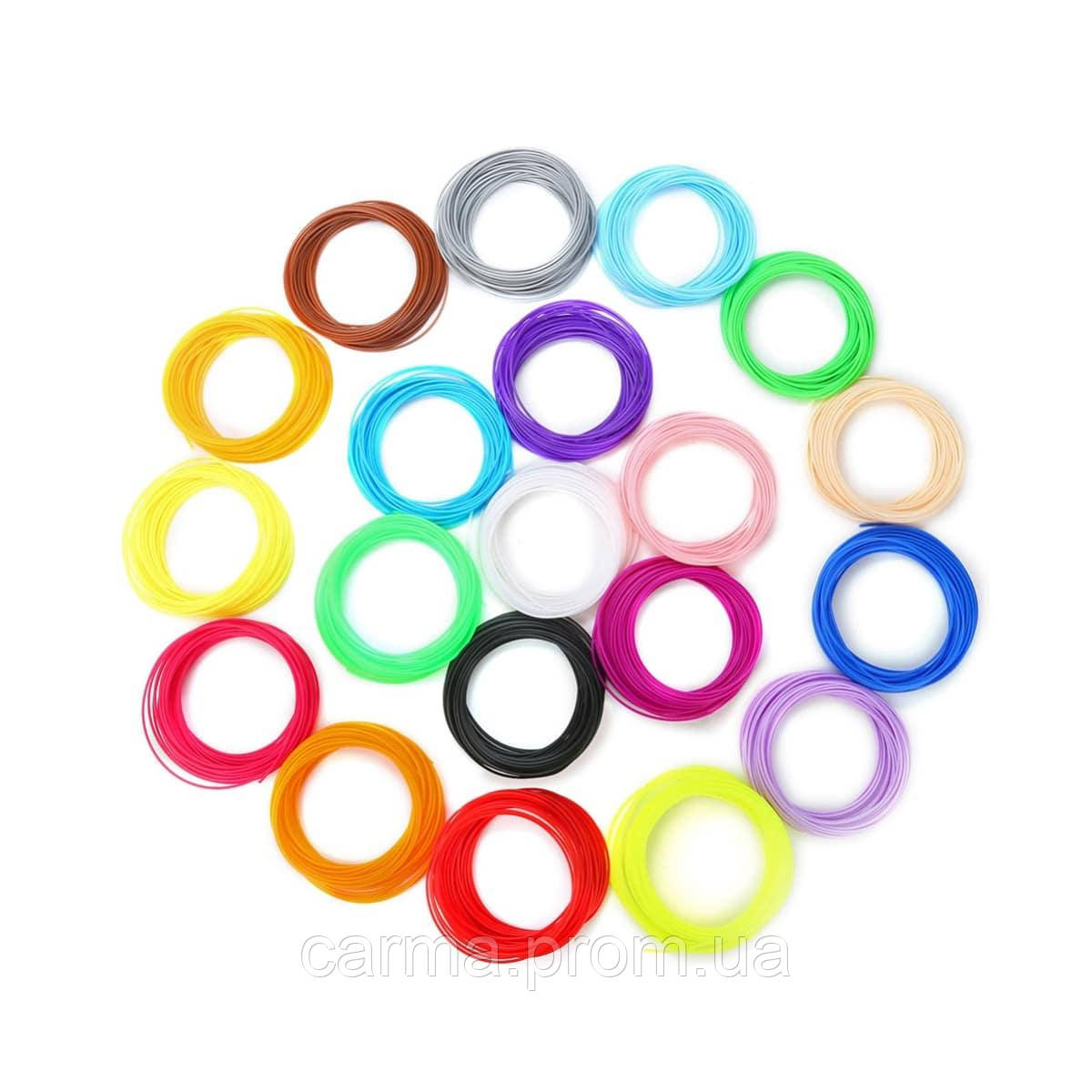Пластик PLA для 3D ручки WJ2