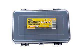 """Органайзер Mastertool - 6,3"""" 160 х 95 х 45 мм 2-в-1 (79-3160), (Оригинал)"""