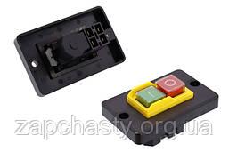 Кнопка для бетономішалки DZ04 з рамкою 88*56 4 контака
