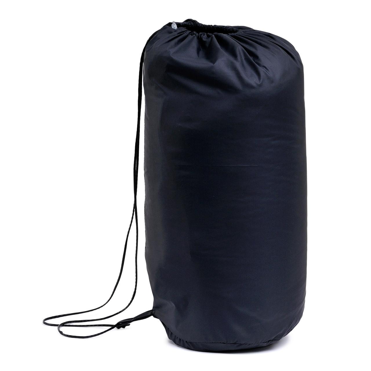 Спальный мешок - одеяло (Спальник) 210х70см Походный Весна/Лето Синий