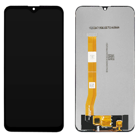 Дисплей (экран) для Realme C2 RMX1945 с сенсором (тачскрином) черный Оригинал