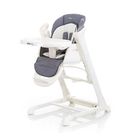 Детский стул-качалка Mioobaby Jazz HC818 grey, фото 2