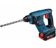 Аккумуляторный Перфоратор Bosch GBH 18 V-Li (L-Boxx)