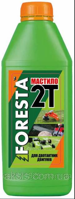"""Масло моторное 2-такт 1л ТМ """" Foresta"""" (шт)"""