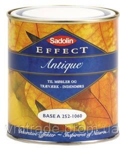 Декоративный лак с эффектом трещин SADOLIN ANTIQUE (Швеция) 6 x 0,5л
