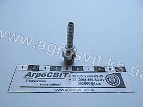 """Штуцер AGR-K 1/8""""-28  (под шланг dу=05 мм.)"""